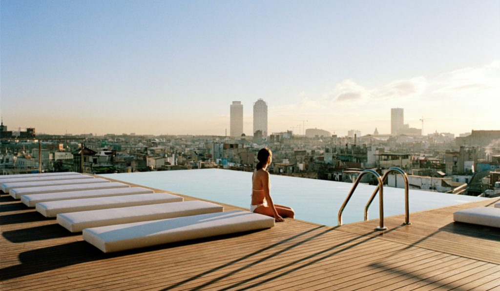 Estas son las mejores rooftop de Barcelona