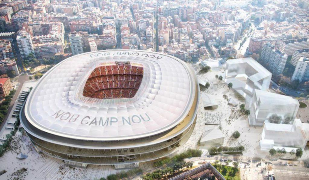 Esto es lo que tienes que pagar si quieres que el Camp Nou lleve tu nombre