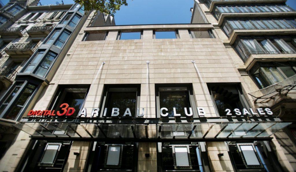 Cierra el Cine Aribau Club después de 82 años