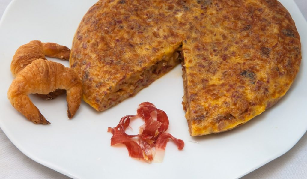 Tortilla de croissants: ¿guarrada o genialidad?