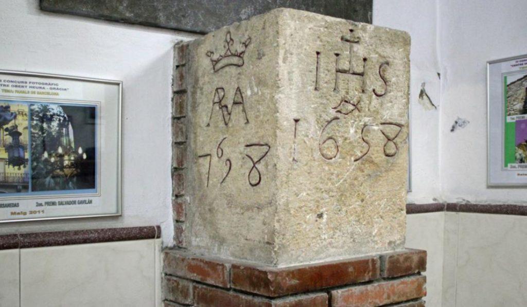 Esta es la Historia de la piedra que se convirtió en el barrio de Gracia