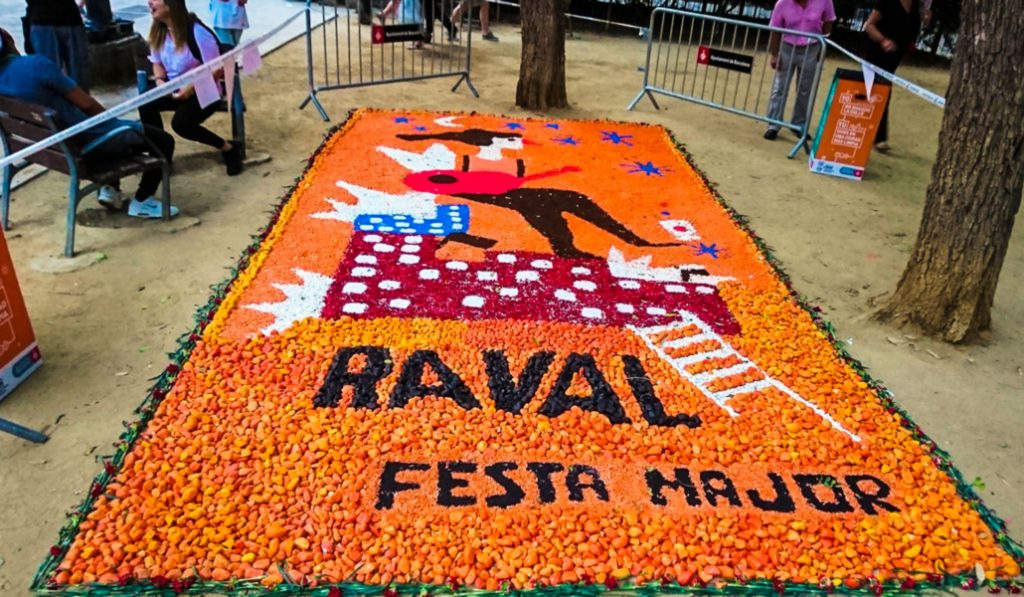 Mañana empieza la Festa Major del Raval