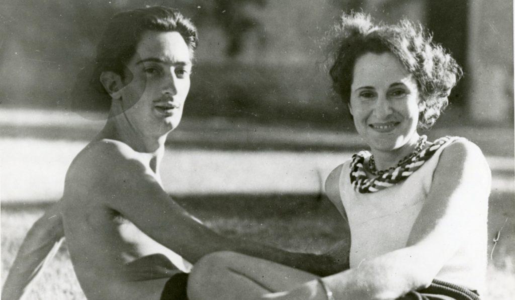 Llega a Barcelona una exposición sobre Gala, la salvadora de Dalí