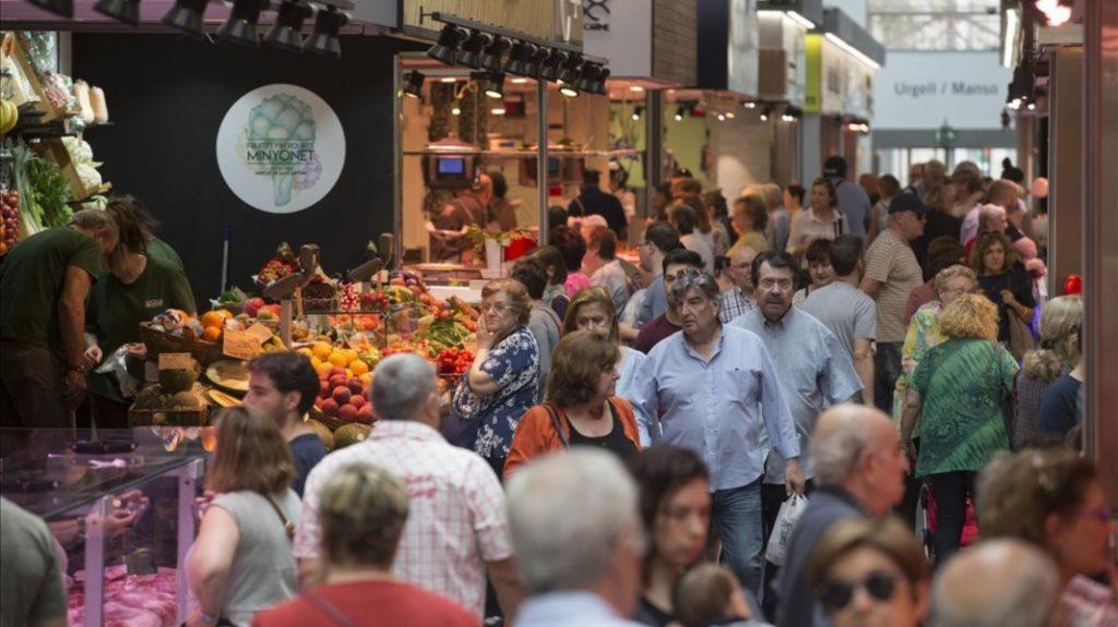 El Mercado de Sant Antoni supera los dos millones de visitantes… en tres meses