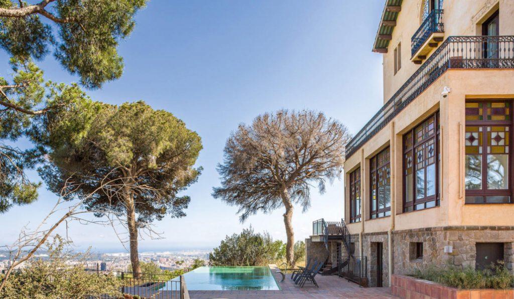 A la venta una joya del modernismo catalán