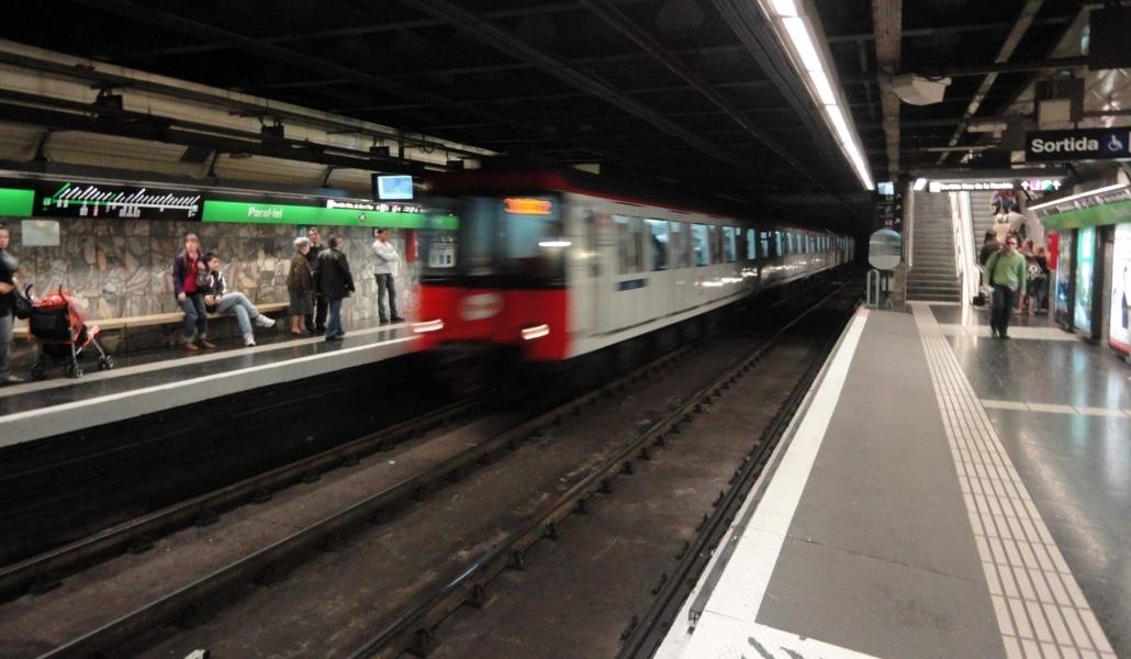El servicio de metro será ininterrumpido durante las fiestas de la Mercè