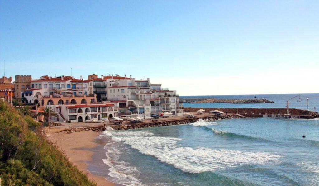 Playas increíbles e historia fascinante: así es Roda de Bará