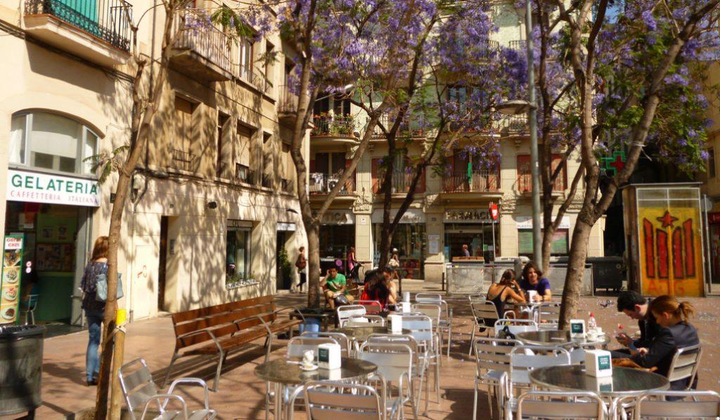 5 Sitios para comer barato en Gràcia