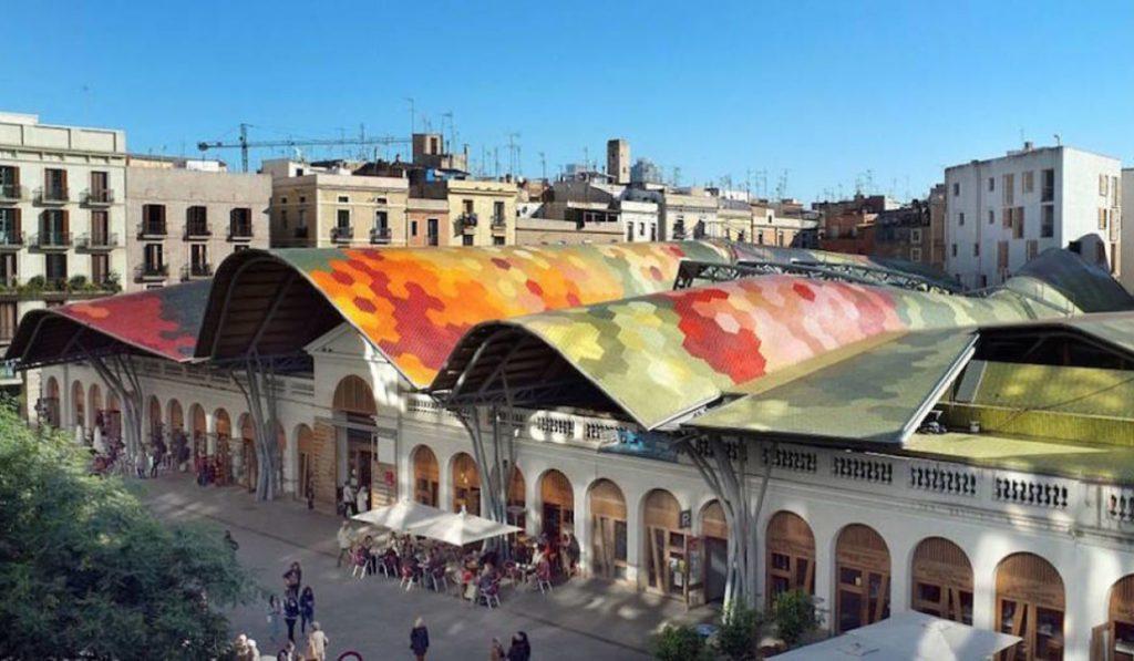 El mercado de Santa Caterina limita el acceso a grupos de turistas