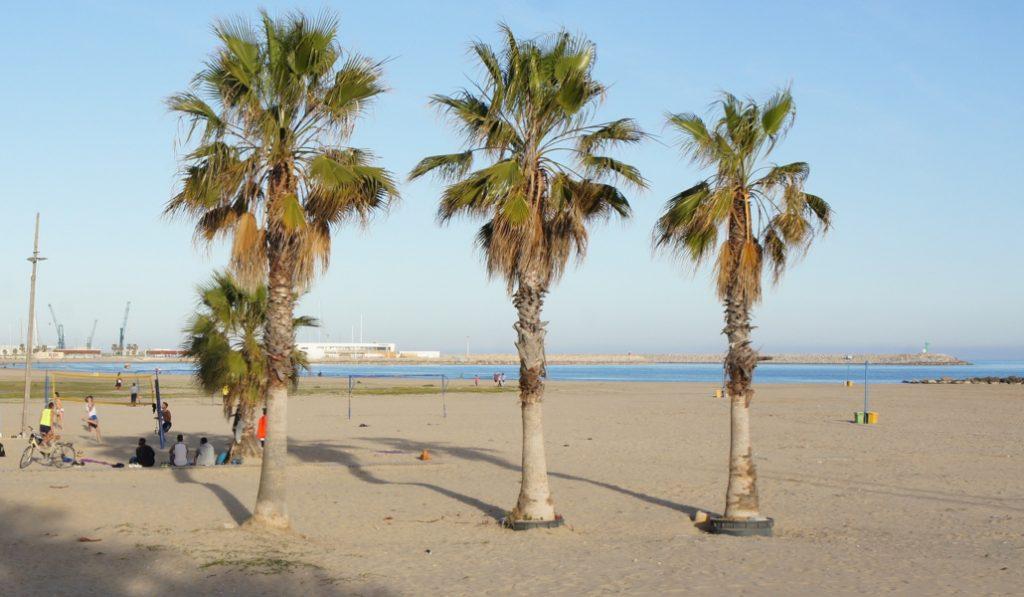 Es como una playa de Santo Domingo, pero está a una hora de Barcelona