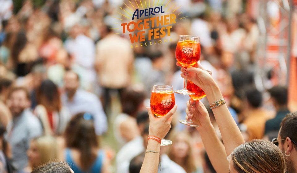 Aperol Spritz quiere que la mejor fiesta a la que hayas ido sea en el Real Club de Polo