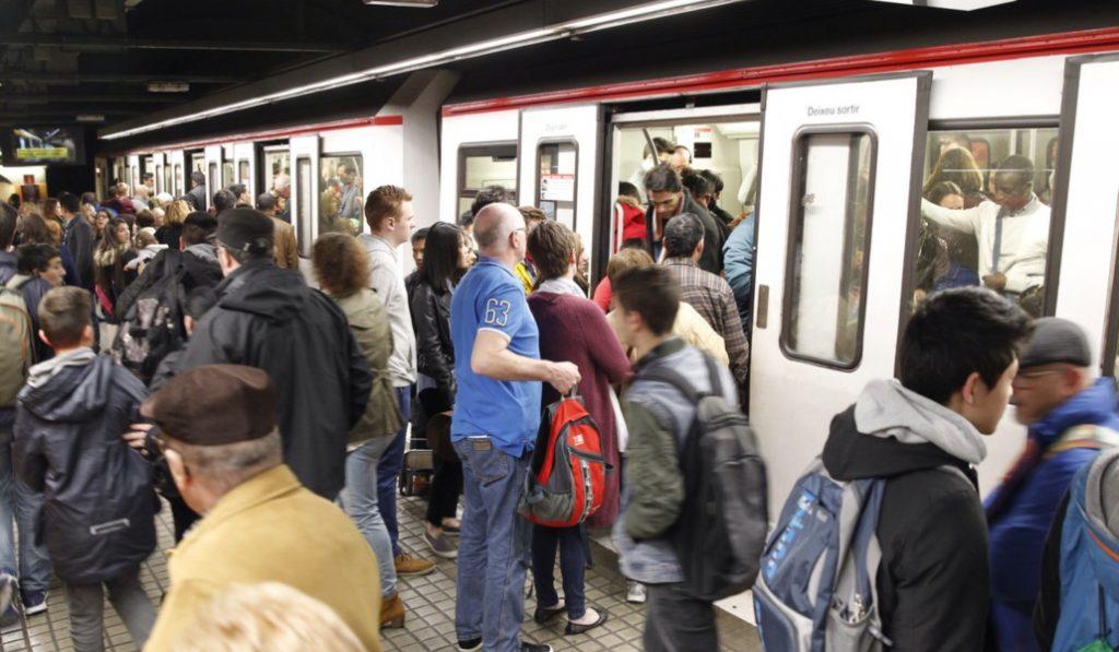 Desconvocada la huelga de metro de este fin de semana