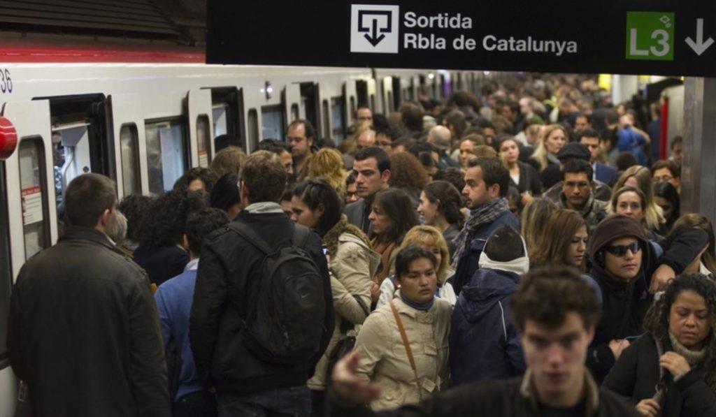 Confirmado: habrá huelga de metro durante la Mercè