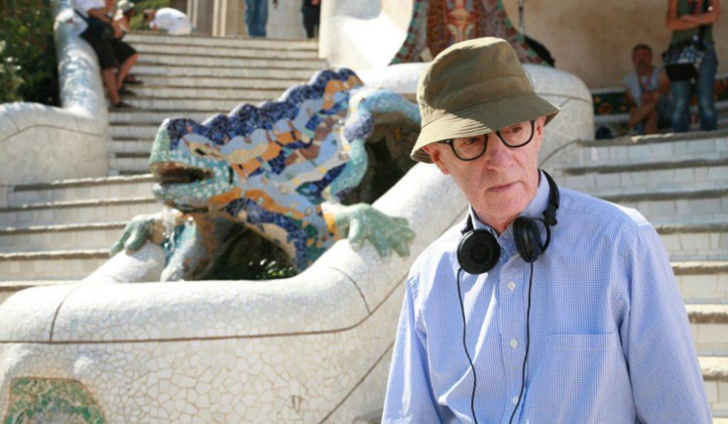 Woody Allen está cerca de volver a grabar otra película en Barcelona