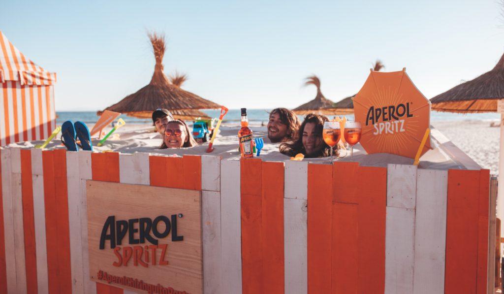 Aperol Chiringuito Party: el punto final al verano que estabas esperando