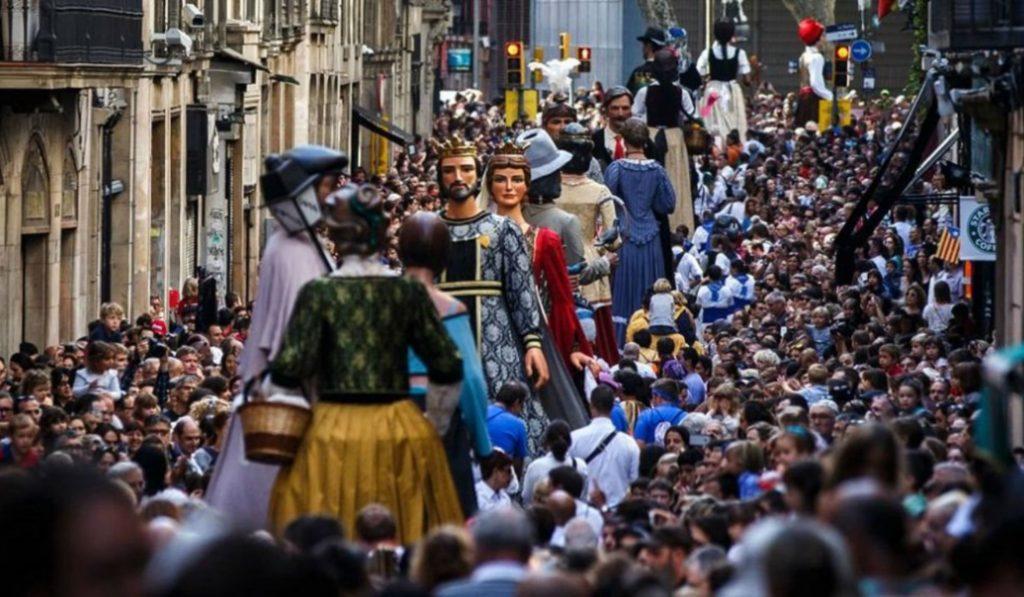 ¿Por qué se celebran las Fiestas de la Mercè?