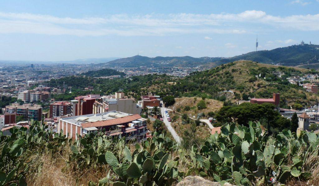 El Ayuntamiento quiere que este parque sea el pulmón de Barcelona