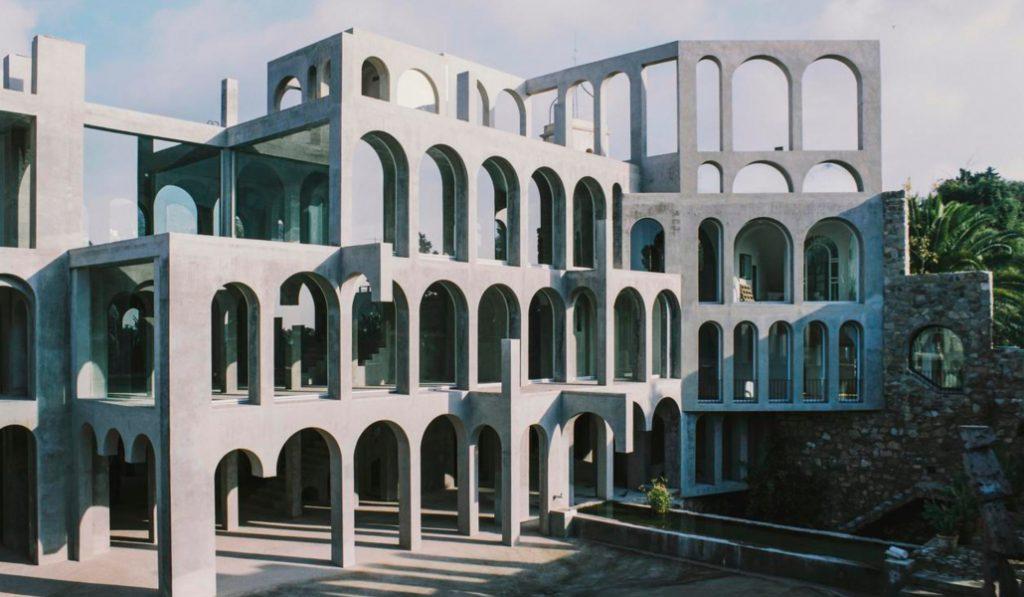 La casa de Xavier Corberó, una construcción imposible, íntima y oculta