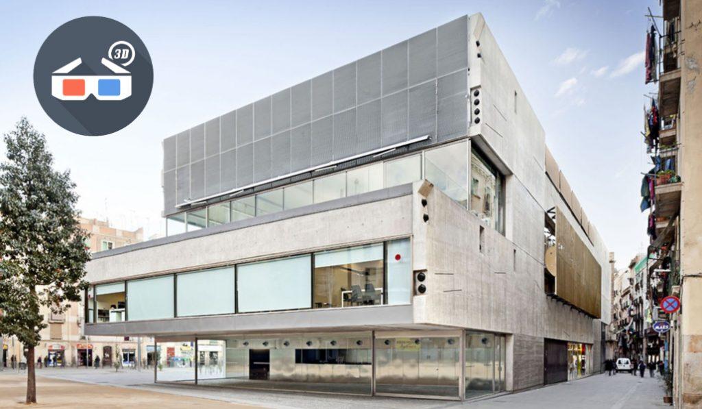 Grata novedad: la Filmoteca de Catalunya estrena sistema de proyección de películas en 3D