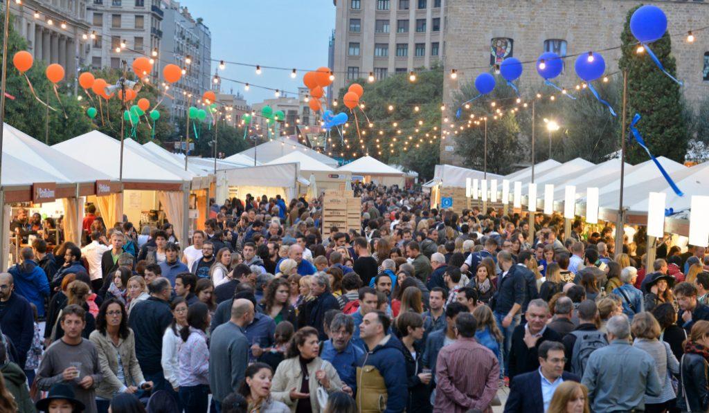 La gran fiesta de los mercados llega este finde a las calles de Barcelona