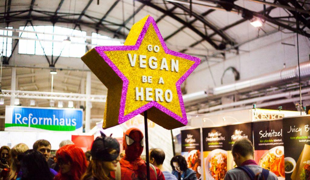 La feria vegana más importante de Europa se celebra en Barcelona