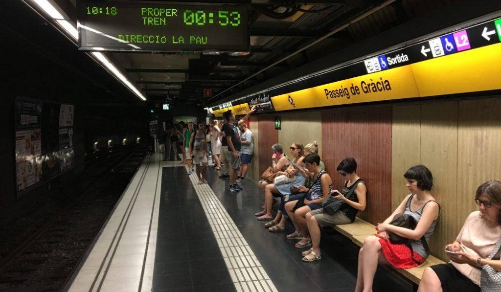 Se abaratará el precio del transporte del Área Metropolitana de Barcelona