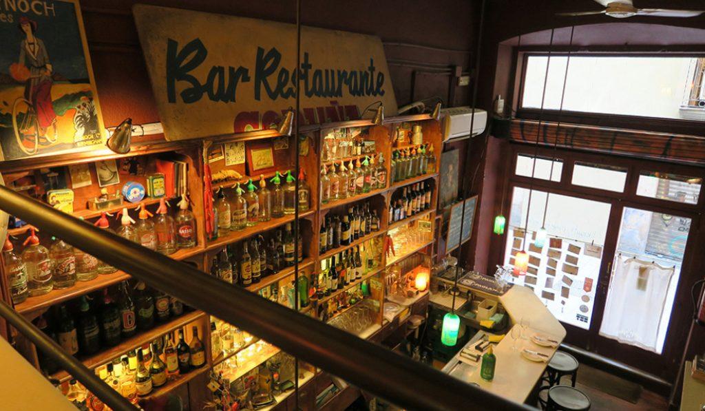 Belmonte, la tradición gastronómica catalana que resiste en el Gótico