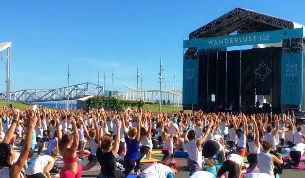 Falta MUY poco para el mayor evento de yoga de Barcelona