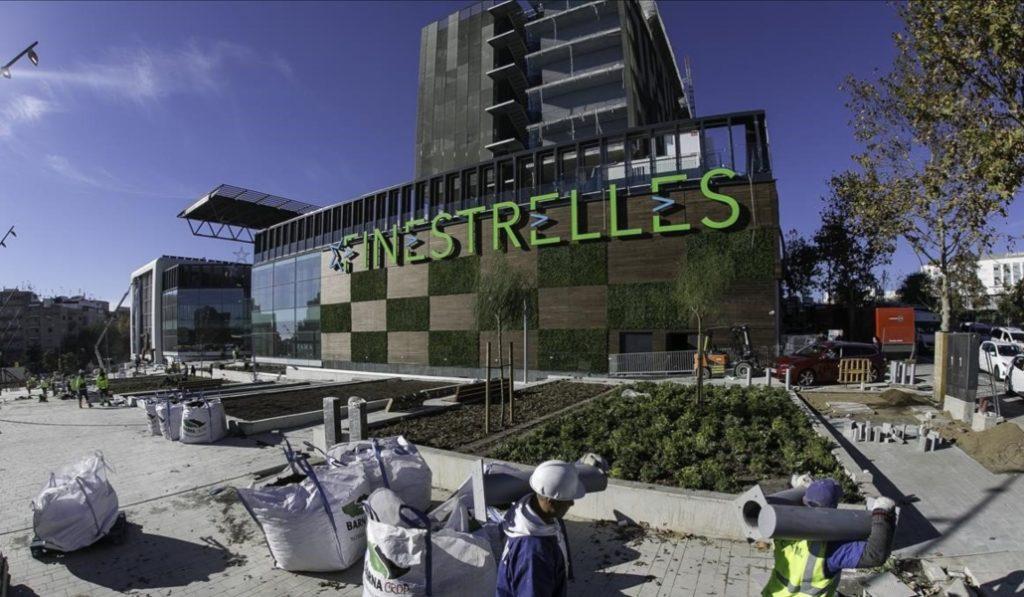 Ayer se inauguró otro centro comercial en Barcelona