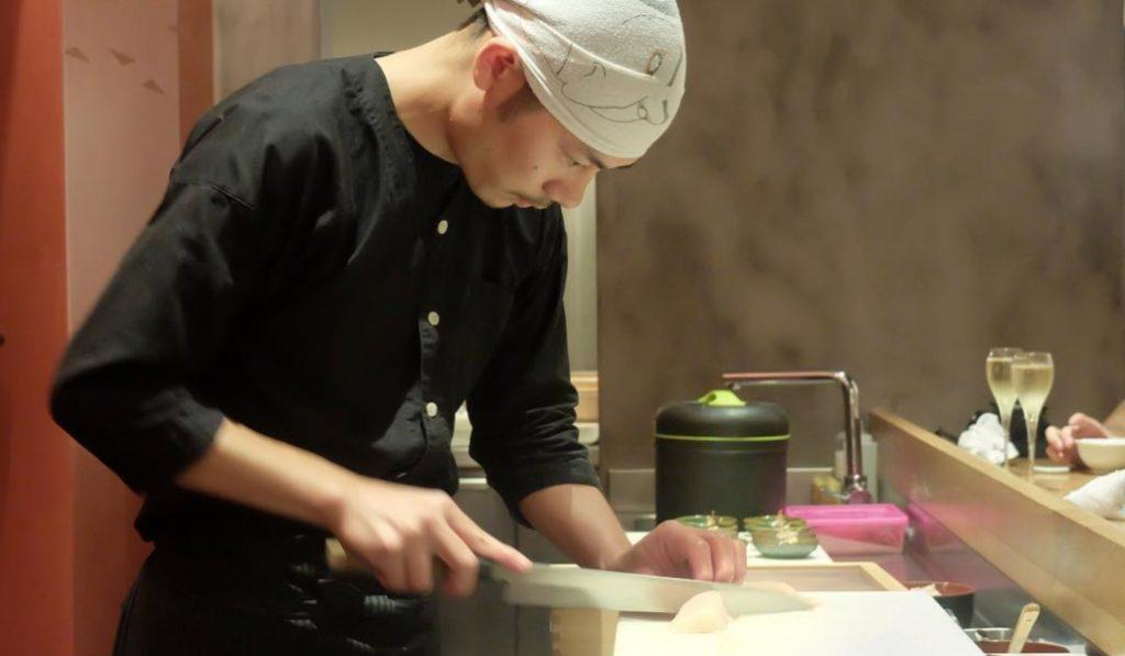 Sato i Tanaka, aquí se comen los mejores nigiris de la ciudad