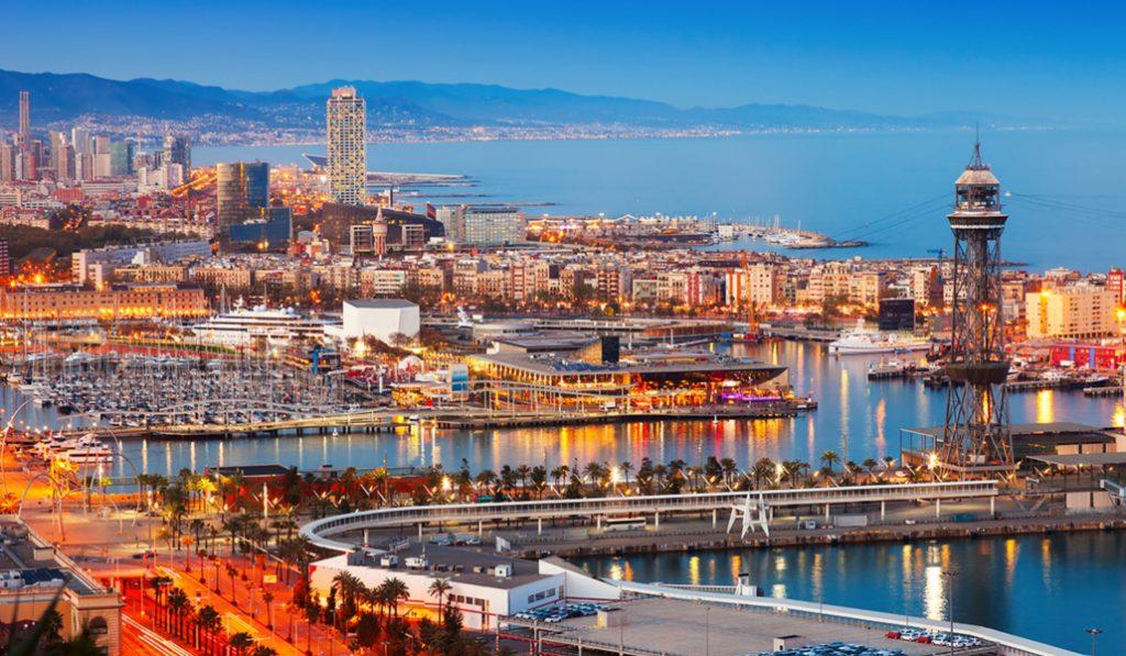 Barcelona es la quinta mejor ciudad del mundo, según un estudio
