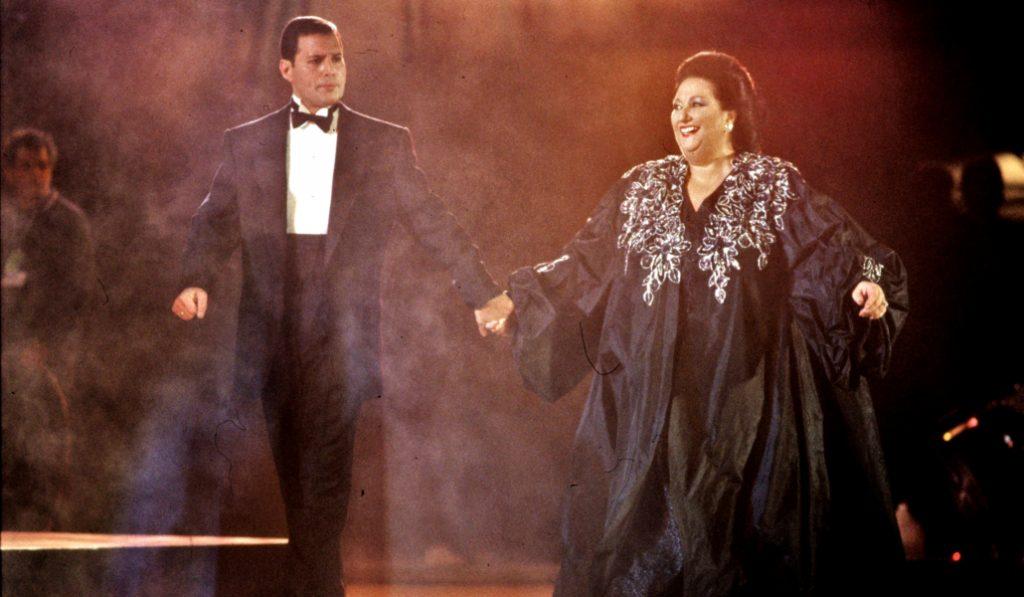 Freddie Mercury y Montserrat Caballé tendrán sendas calles en Barcelona