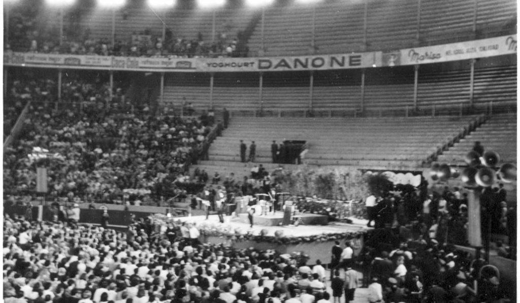 ¿A quién le importa que los Beatles tocaran en Barcelona?