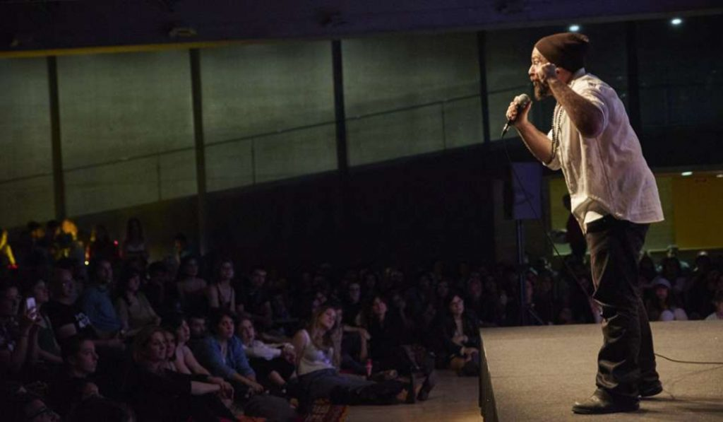 Parabola, un festival cultural para acabar el otoño