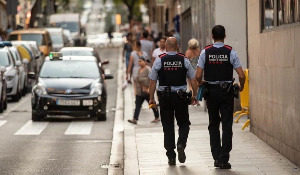 En Barcelona hay más de 300 hurtos al día