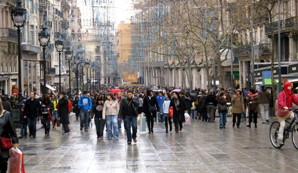 La calle comercial más cara de España está en Barcelona