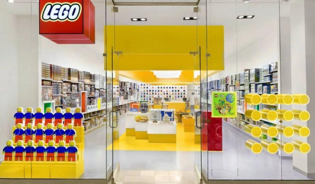 Lego abre su primera tienda en Barcelona