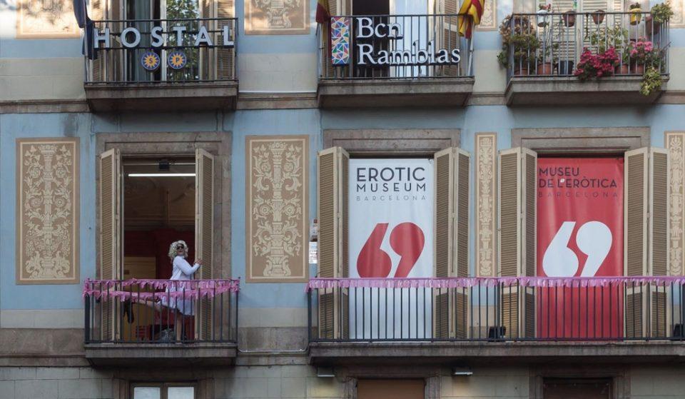 El Museo de la Erótica, la esencia del ser humano hecha museo