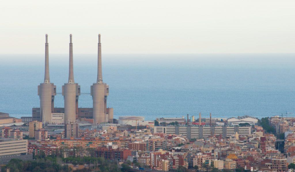 Una de las zonas que peor huele de España está en Barcelona