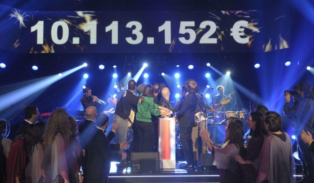 """""""La Marató"""" de TV3 bate su récord y recauda casi 11 millones de euros"""