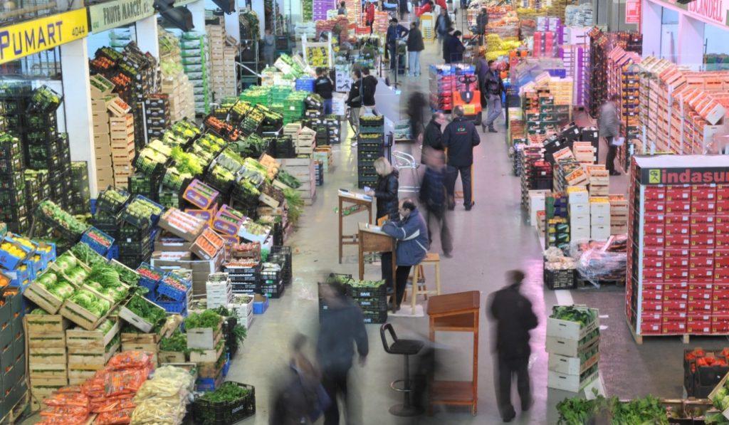 El primer mercado (al por mayor) ecológico de España estará en Barcelona