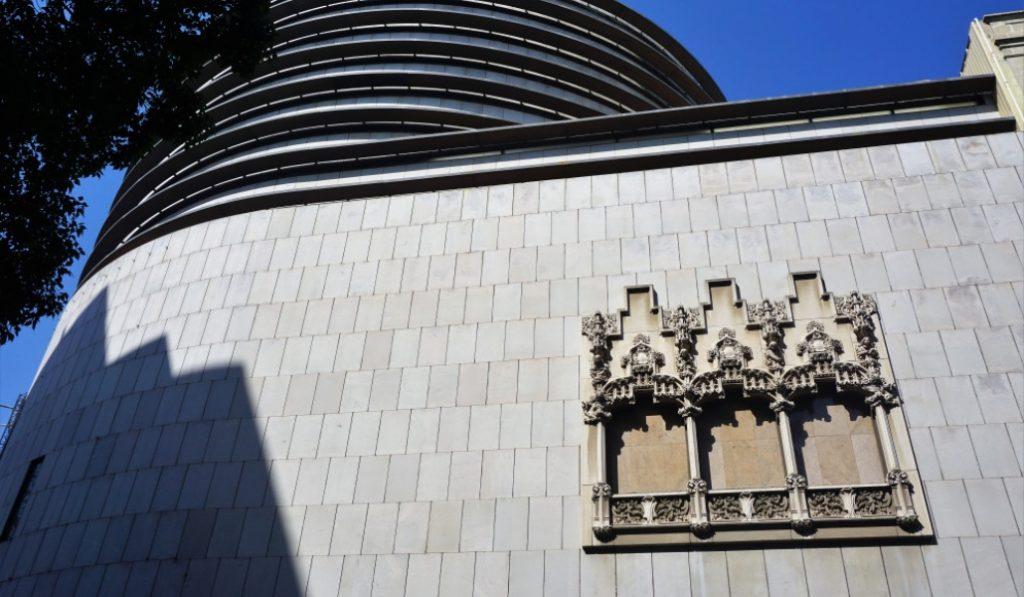 No lo sabías: El Corte Inglés engulló un edificio modernista