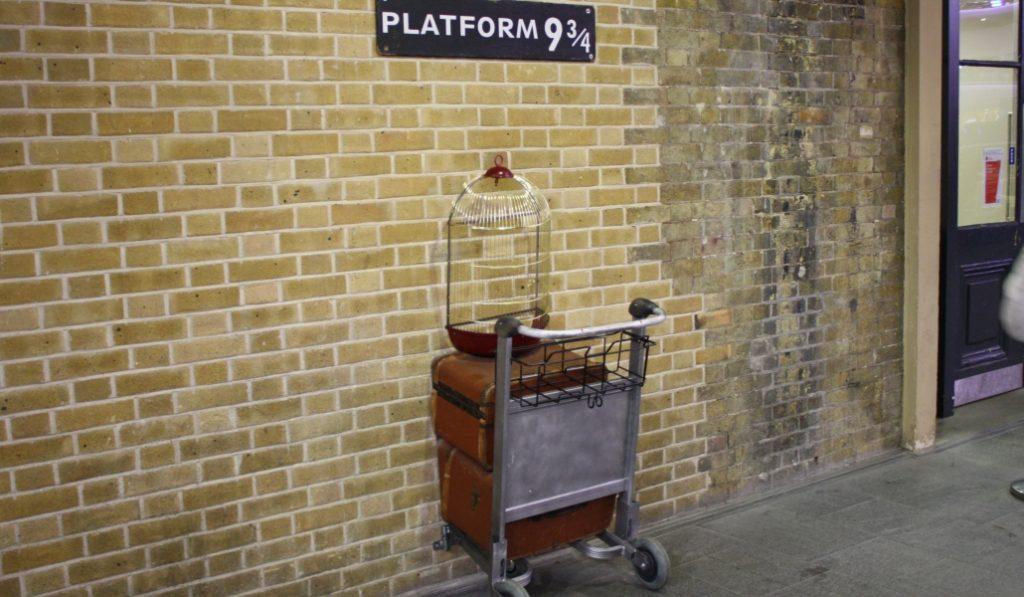 Andana 9 ¾, el escape room que se inspira en Harry Potter