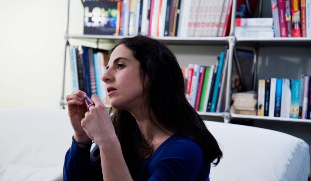 Cristina Morales: «Un libro es un producto capitalista como lo es una lata de Coca-Cola»