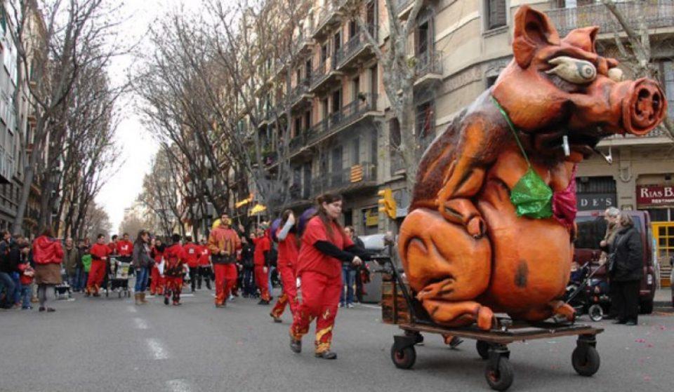 Este finde acaba la Fiesta Mayor de Sant Antoni