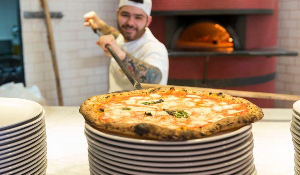 Pizzería Da Michele: aquí se come la mejor pizza de Barcelona