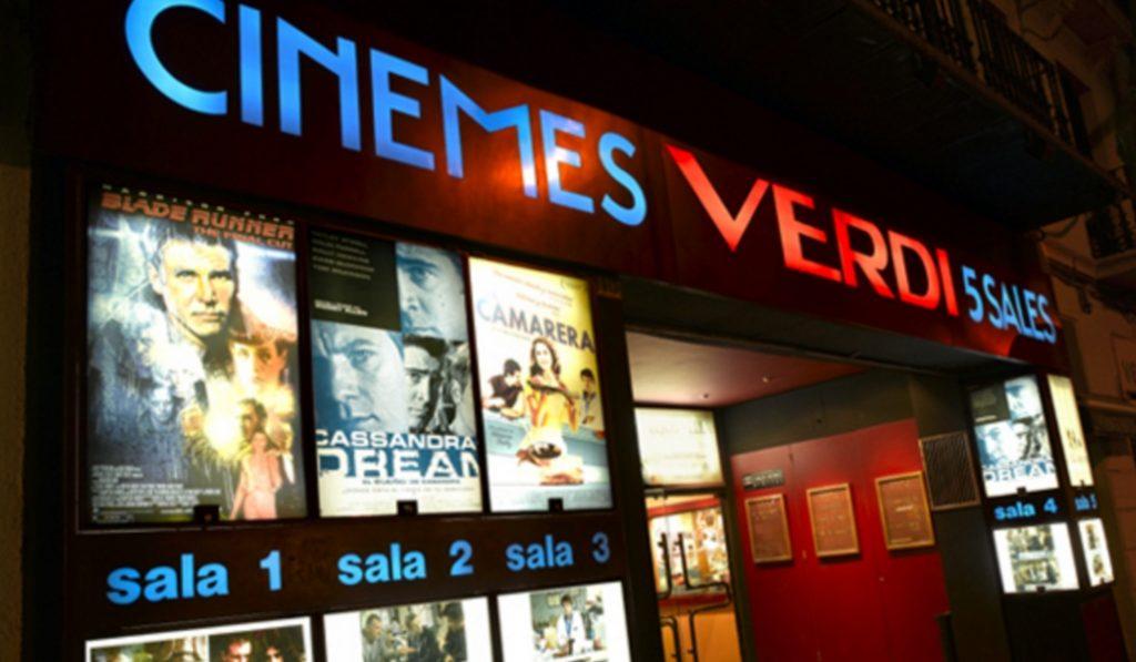 Los cines Verdi ponen a la venta entradas por solo un euro