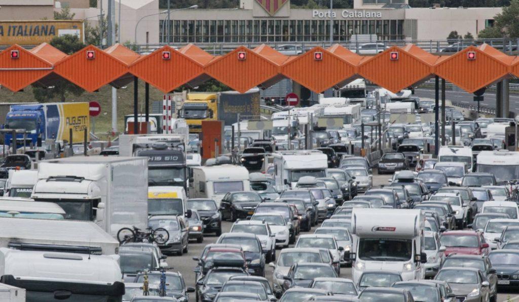 Sube el precio de los peajes de las autopistas de la Generalitat