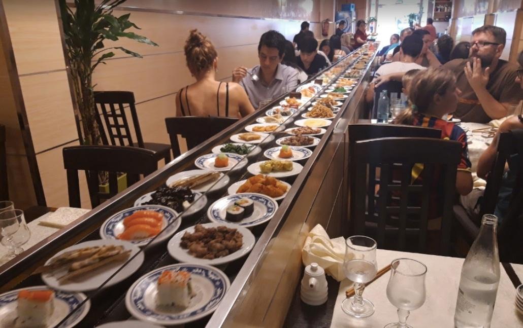 7 increíbles buffets libres de Barcelona y alrededores ...