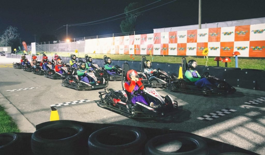 El karting inspirado en Mario Kart llega a Barcelona